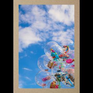 Luftballons Polen