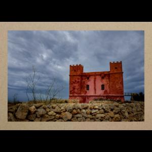 Rote Burg Malta