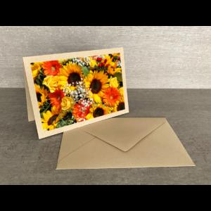 Vorderseite-Blumenmeer
