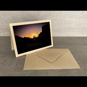 Vorderseite-Sunset Yoga Zypern